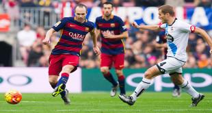 Barcelona vs Deportivo La Coruna berita win