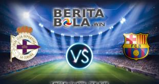 Deportivo vs Barcelona berita win