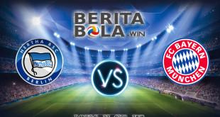Hertha Berlin vs Munchen berita win