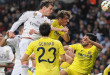 Madrid VS Villareal berita win