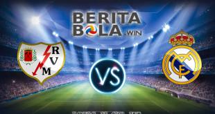 Rayo vs Madrid berita win