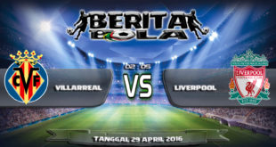 VILLARREAL VS LIVERPOOL BERITA WIN