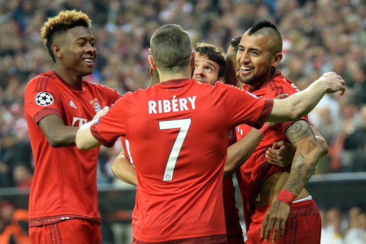 berita bola Bayern Munchen