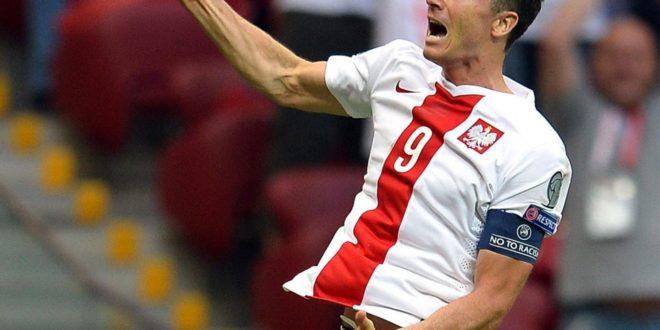 Timnas Polandia ukir prestasi, Lewandowski melempem