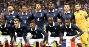 Kemenangan telak Perancis atas Islandia