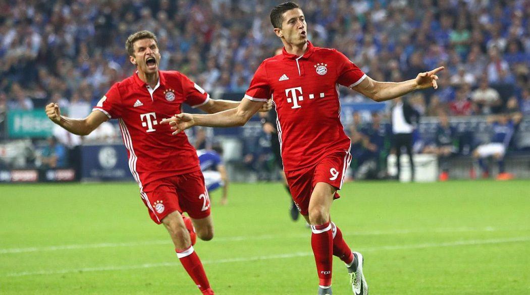 Bayern Psv