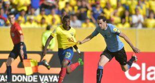 Prediksi Skor kualifikasi zona Amerika Selatan, Uruguay versus Ekuador 10 November 2016
