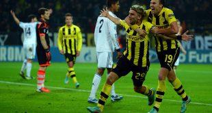Prediksi Liga Champions Real Madrid versus Borussia Dortmund 08 Desember 2016