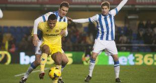 Prediksi Copa del Rey Villarreal Vs Real Sociedad 12 Januari 2017