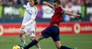 Prediksi Skor La Liga Spanyol Osasuna vs Real Madrid 12 Februari 2017