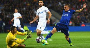 Prediksi Skor Liga Premier Inggris Swansea City Vs Leicester City 12 Februari 2017