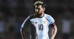 Lionel Messi Merasa Tidak Bahagia Di Argentina