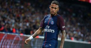 Neymar Absen Perkuat Paris Saint-Germain