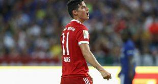 James Rodriguez: Saya Masih Beradaptasi Di Bayern Munchen