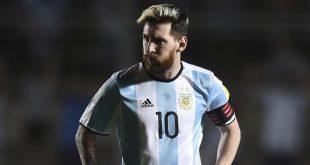 Sukses Antar Bangsanya ke Piala Dunia, Ini Komentar Lionel Messi