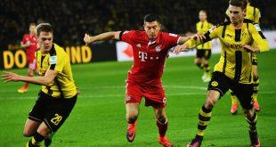 Bayern Munchen Berhasil Menang Lawan Borussia Dortmund