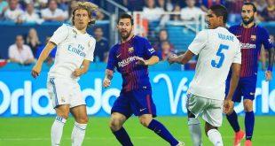 Barcelona Berhasil Permalukan Madrid di El Clasico