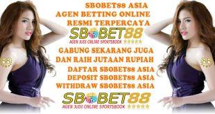 Sbobet88 Asia