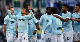 Kemenangan Lazio Melawan Udinese Dengan Skor 3-0
