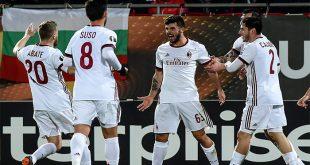 Kemenangan AC Milan Melawan Ludogorets 3-0