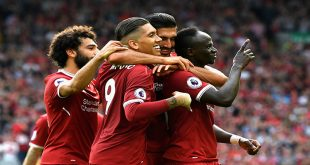 Kemenangan Liverpool Melawan Porto Dengan Skor 5-0