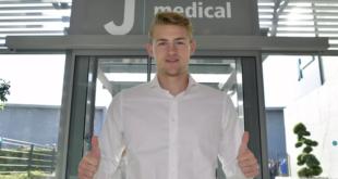 De Ligt Resmi Berseraga Juventus Untuk Musim 2019 – 2020