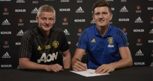 Maguire Resmi Akan Berseragam Manchester United Selama Enam Musim