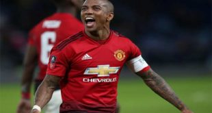 Ashley Young Menjadi Kapten Manchester United Musim 2019 – 2020